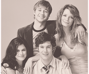 the oc, marissa, and seth cohen image
