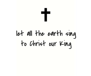 god, jesus, and king image