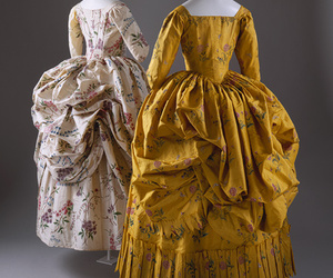 vintage, 18th century, and dress image