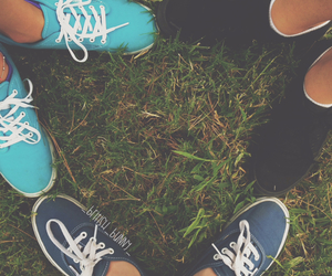 grass, vsco, and friends image