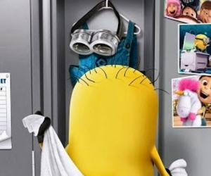 minion and cute image
