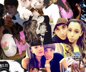 Collage, couple, and miss this image