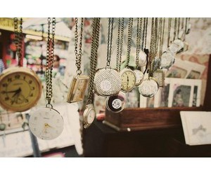 vintage, watch, and cute image
