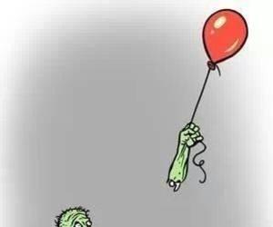 zombies and baloom image