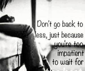 impatience, waiting, and love image