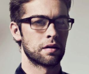 Chace Crawford, gossip girl, and glasses image
