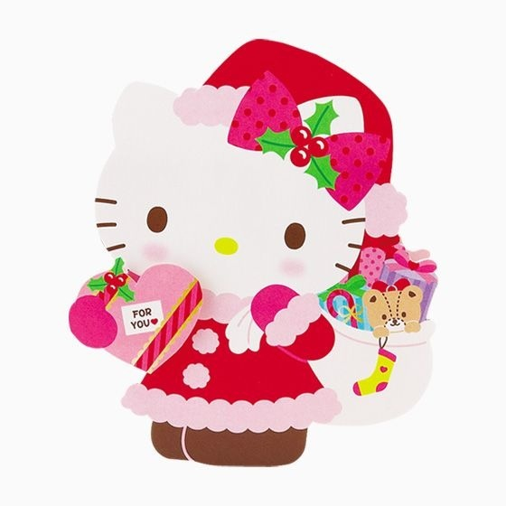 Hello Kitty Merry Christmas.Merry Christmas Hello Kitty Discovered By Conan1412