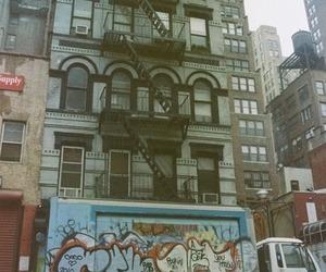 graffiti and new york image