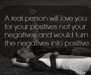 couple, negative, and positive image