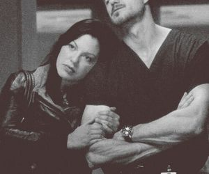 babes, mark sloan, and callie torres image