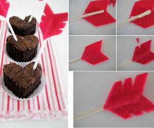 cupcakes, diy, and food image