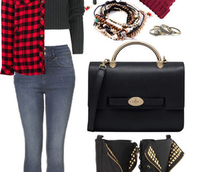H&M, mulberry, and topshop image