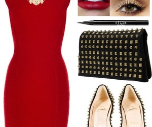christian louboutin, juicy couture, and stila image