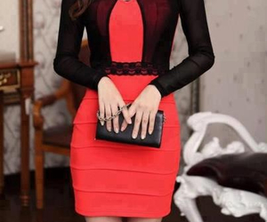 elegant, outfit, and fashion image