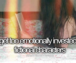 book, character, and fictional characters image