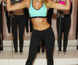 fit and candice swanepoel image