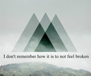broken, hipster, and triangle image