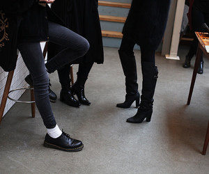 dr martens, oxfords, and shoes image