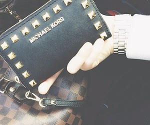 Michael Kors, fashion, and LV image