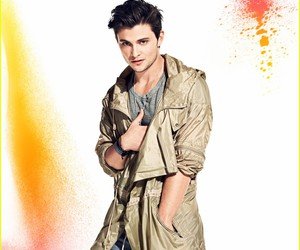 H&M, red riding hood, and shiloh fernandez image