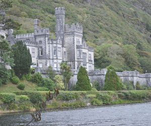 abbey, castle, and galway image