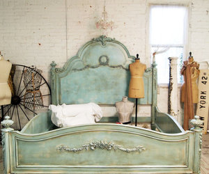 bedroom, french, and interior image