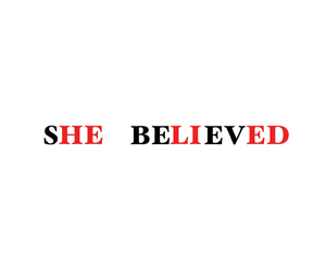 believe, broken, and girl image
