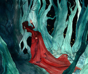 drawing, snow white, and art image
