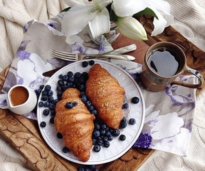 breakfast, good morning, and coffee image
