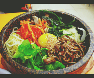food, foods, and noodles image