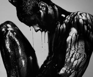 emo, grunge, and ink image