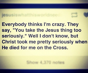 jesus, cross, and god image