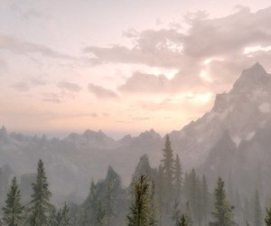 game, gamer, and mountains image