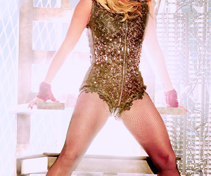 britney spears and hold it against me image