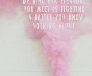 battle, keep fighting, and stay strong image