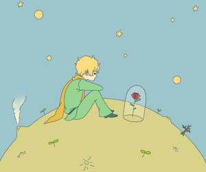 book and le petit prince image