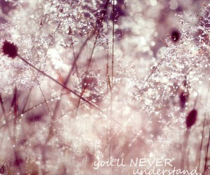 flowers, glitter, and glittery image