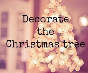 christmas, decorate, and family image