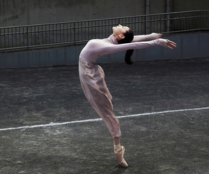 ballet and Will Davidson image
