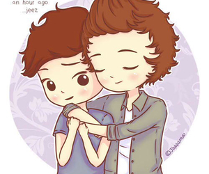 amor, caroon, and larry image