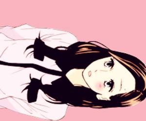 alone, girl, and anime image