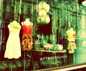 Anthropologie, clothes, and colours image