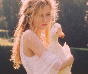 field, Kirsten Dunst, and nature image
