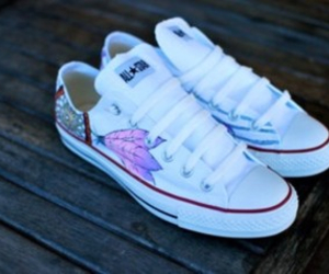 all star, chuck taylor, and converse image