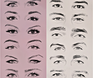 teen wolf, eyes, and holland roden image