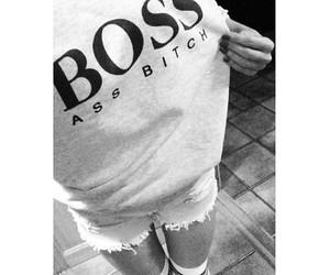 fashion, boss, and short image