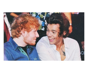 Harry Styles, ed sheeran, and 1d image