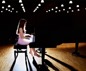 coralie, Grand Piano, and music image