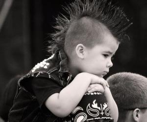 punk, baby, and kids image