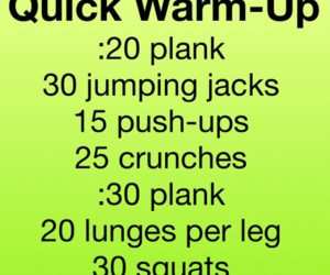 plank, workout, and crunches image
